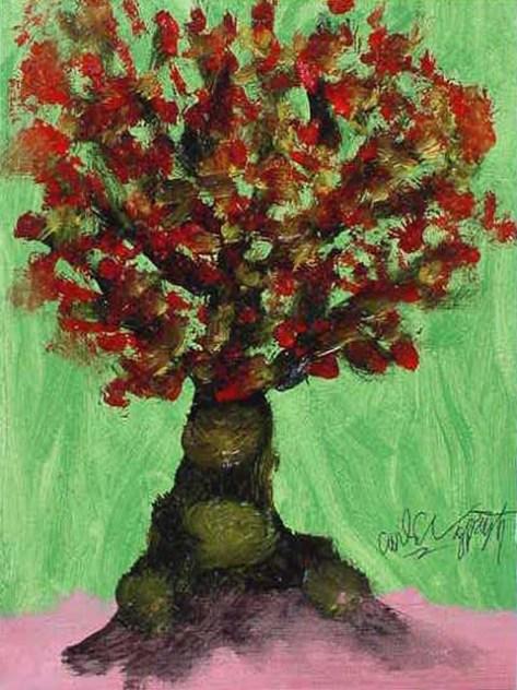 Árbol sangrante en alegretto